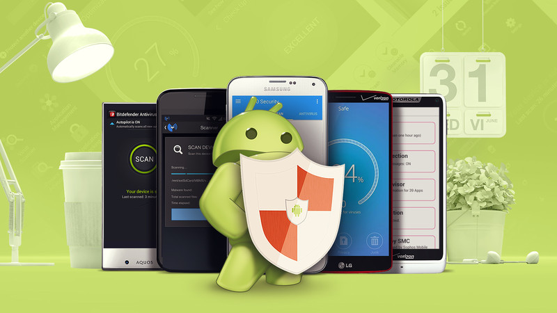 Mobile Antivirus Provider in Delhi - India